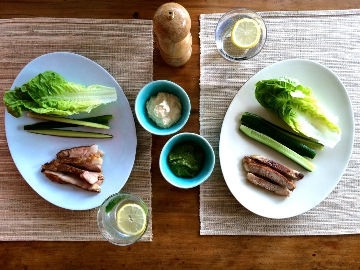 lamb-lettuce