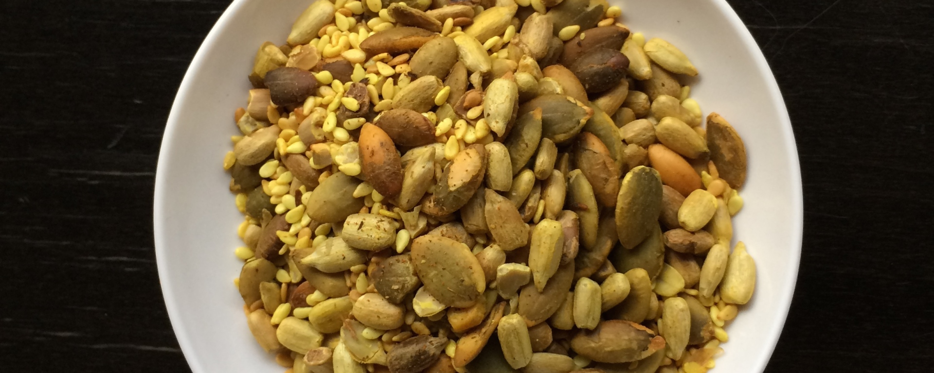 Toasted-seed-mix